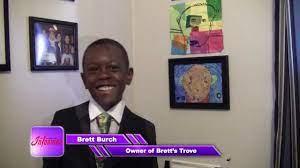 Brett Burch: Businessman in the Making - YouTube