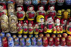 russian culture facts for heritage and traditions traditional russian dolls on st petersburg russia europe
