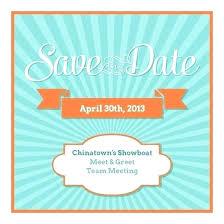 Save The Date Business Xv Conference Save The Date Template