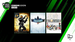 Coming Soon to Xbox Game Pass for PC ...