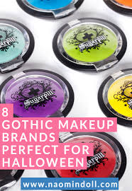 8 gothic makeup brands perfect for via naomi n doll