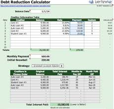 college debt calculator - Debt Consolidation