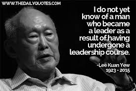 Lee Kuan Yew on Pinterest | Search, Quote and Death Quotes
