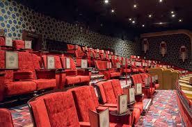 Warren Theatres Broken Arrow With Custom Seating From Irwin