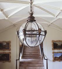 georgian style lighting uk. mask globe hanging lantern georgian style lighting uk