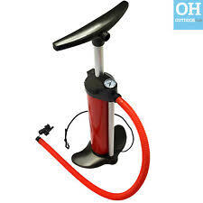 Inflatable <b>Boat</b> Pump in Canoeing & Kayaking Accessories for sale ...