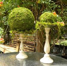 Moss Balls Wedding Decor Gorgeous 32 Inch Moss Ball Garden Party DecorWedding FavorsFairy Party