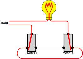 electrical how do i wire my light fixture? home improvement Wiring 2 Switches To 1 Light Wiring 2 Switches To 1 Light #5 wiring 2 switches 1 light