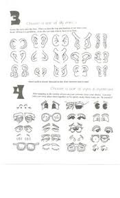 Funny Face Templates 11 Best Funny Faces Templates Images Drawing For Kids
