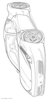The Best Sportscars Coloring Pages Ferrari Coloring Pages