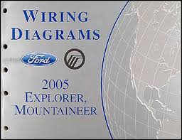 2005 ford explorer color codes 2005 ford explorer eddie bauer 4x4 2005 Mercury Mountaineer Radio Wiring Harness Colors 2005 ford explorer mercury mountaineer wiring diagram manual 1997 Mercury Mountaineer Radio