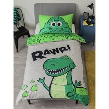 dinosaur theme bedding children s