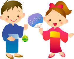 子供浴衣 夏祭り イラスト 無料
