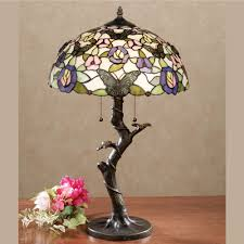 colored glass lighting. Stained Glass Table Lamps Take Flight Butterfly Floral Lamp 4 Colored Lighting