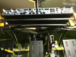 fly737ng com the 737ng experience blog of a crazy simulator builder large trigger clamps used to install fds mcp and dual efis units onto boeing mounts