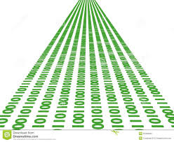 Data Stream Stock Illustration Illustration Of Numbers 22469049