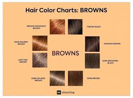 Shades Of Brown Color Chart Light Shade Of Brown Color Lipolisislaser Co