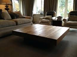 low square coffee table design ideas in 6 wooden with metal legs
