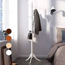 Sturdy Coat Rack Amazing Amazon LCH Sturdy Standing Coat Rack Solid Rubber Wood Hall
