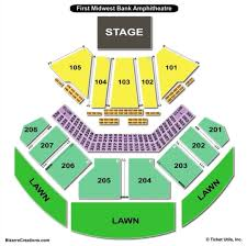 Hollywood Casino Amphitheatre St Louis Seating Chart Experienced Hollywood Casino Amphitheatre Seating Chart St