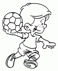 Top 20 Free Printable Sports Coloring Pages Online Coloring Pages