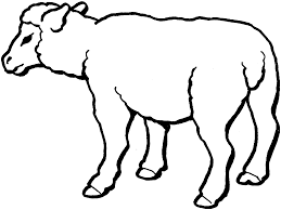 Small Picture Sheep Coloring Pages Kids Activities Coloring Coloring Pages