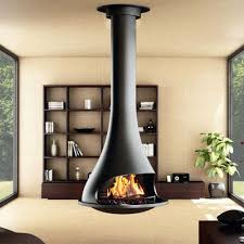 #JCBordelet Tatiana 997 Suspended #Woodburning #Stove - Now available from  www.fireplaceproducts