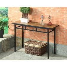 barker furniture. barker ridge console table furniture