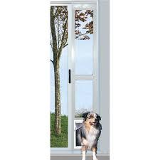 sliding glass door pet door sliding glass dog door lock