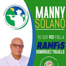 Manny Solano diputado 2020 - Photos | Facebook