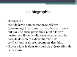 Dissertation autobiographie biographie Home   FC