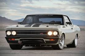 1966 Chevrolet Chevelle Recoil by Ringbrothers | HiConsumption