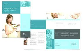 Medical Brochures Templates Classy Free Health Care Brochures Templates Medical Brochure Office