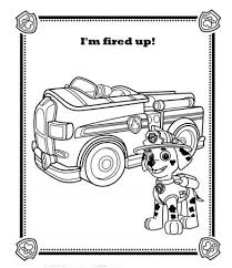 Paw Patrol Ryder Color Pages To Print
