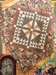 342 best Autumn Quilts images on Pinterest | Patchwork, Crafts and ... & Free Autumn Quilting Patterns - Join four Pine Tree blocks with sashing  strips and squares to create an autumn wall quilt. Quilt size is 40 x 40  Block size ... Adamdwight.com
