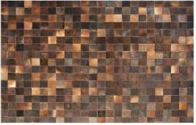 SWHF Brown <b>Genuine Leather Carpet</b>