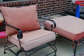 patio furniture reupholstering