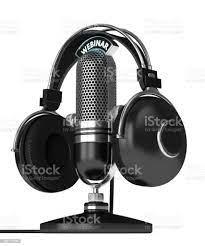 Mikrofon Kulaklık Ile 3d Render Stok Fotoğraflar & Canlı Etkinlik'nin Daha  Fazla Resimleri - iStock