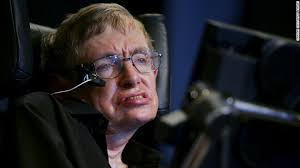 Image result for British physicist Stephen Hawking