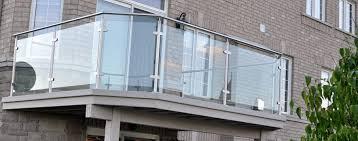 glass deck railing systems home depot decor exterior gl frameless indoor balcony sunset cliffs kit glass deck railing cost
