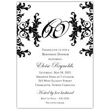 60 birthday invitations 60th birthday invites badbrya com