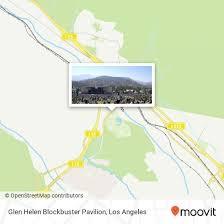 Glen Helen Raceway Seating Chart How To Get To Glen Helen Blockbuster Pavilion In Los Angeles