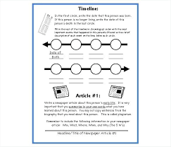 Newspaper Article Template Worksheets Newspaper Article Project Template Sunshine Editable News Paper