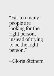 Gloria Steinem Quotes On Women. QuotesGram via Relatably.com