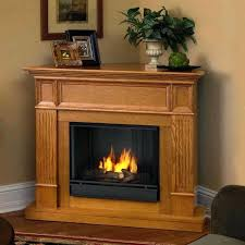 freestanding ventless fireplace full size of corner gas fireplace difference between gas and electric fireplaces free