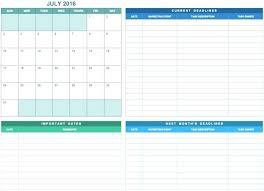 Printable Event Calendar Yearly Event Calendar Template Bootimar Co