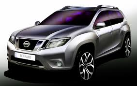 new car launches diwali 2013In Picture Nissan Could Launch its New Duster named Terrano In