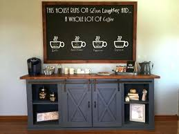 office coffee station. Coffee Station Table This Is Amazing So Many Awesome Ideas Diy . Office