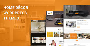 home decor wordpress themes for decoration and interior websites