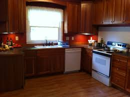 Red Wall Kitchen Dark Red Wall Kitchen 01112120170519 Ponyiexnet Interesting